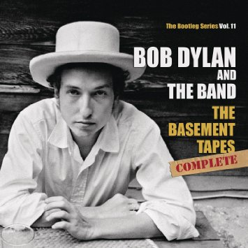 Cover art of the album The Basement Tapes by Bob Dylan and The Band (Photo from Amazon.com)