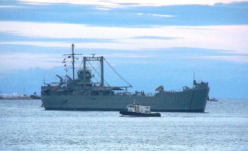 BRP Laguna. (Photo courtesy of 1t0pe125 via Wikimedia Commons)
