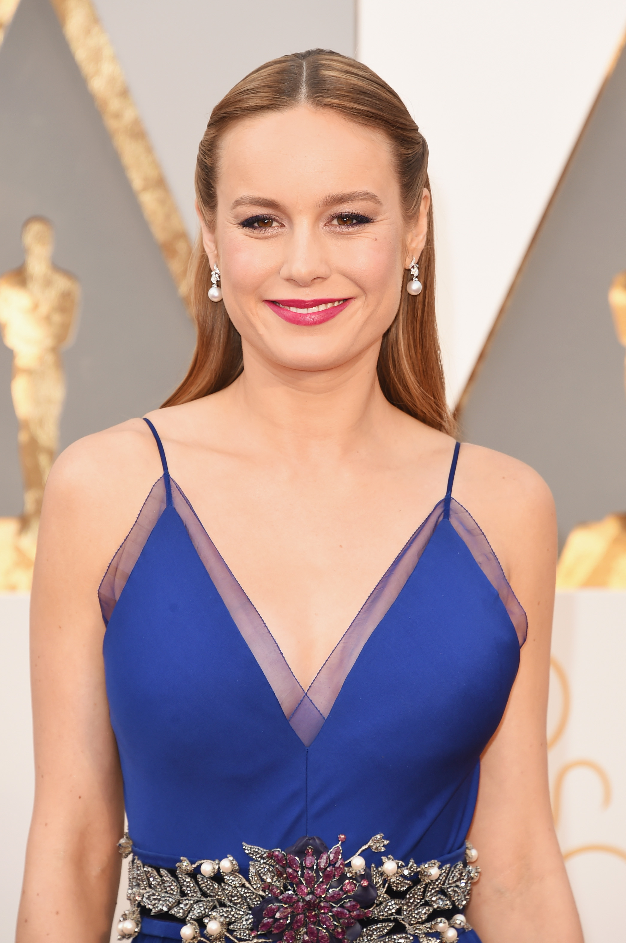 Brie Larson at the 88th Annual Academy Awards. (Photo courtesy of the Oscars)