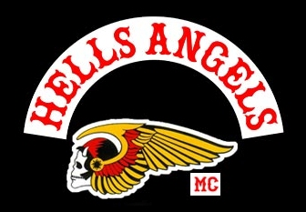 Logo for Hells Angels (Wikipedia photo)