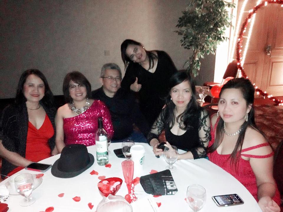 Filipino Community Valentine's Bash