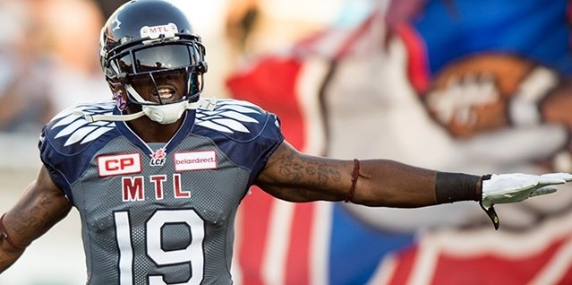 (Photo courtesy of the official Twitter page of CFL)