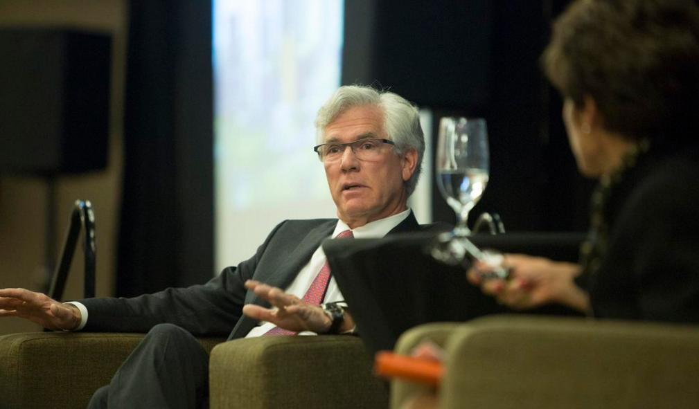 Jim Carr, Minister of Natural Resources. (Photo courtesy of the official Twitter account of Natural Resources Canada)