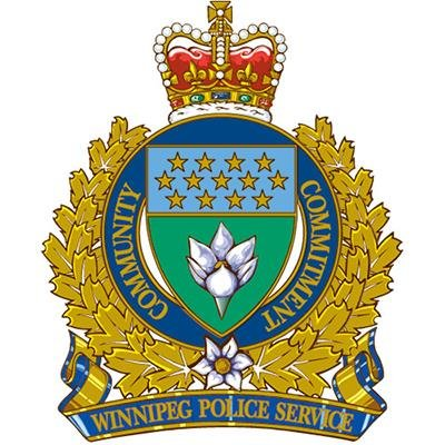 Winnipeg Police Service seal (Photo from the official Twitter account of the Winnipeg Police Service).