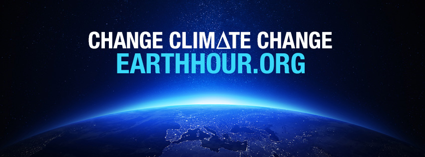 (Photo from Earth Hour's official Facebook page)