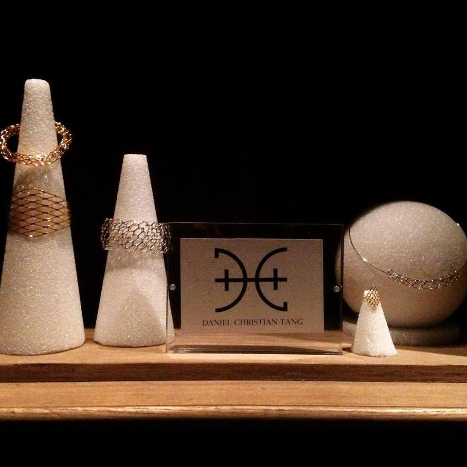 Daniel Christian Tang collection (Facebook photo)