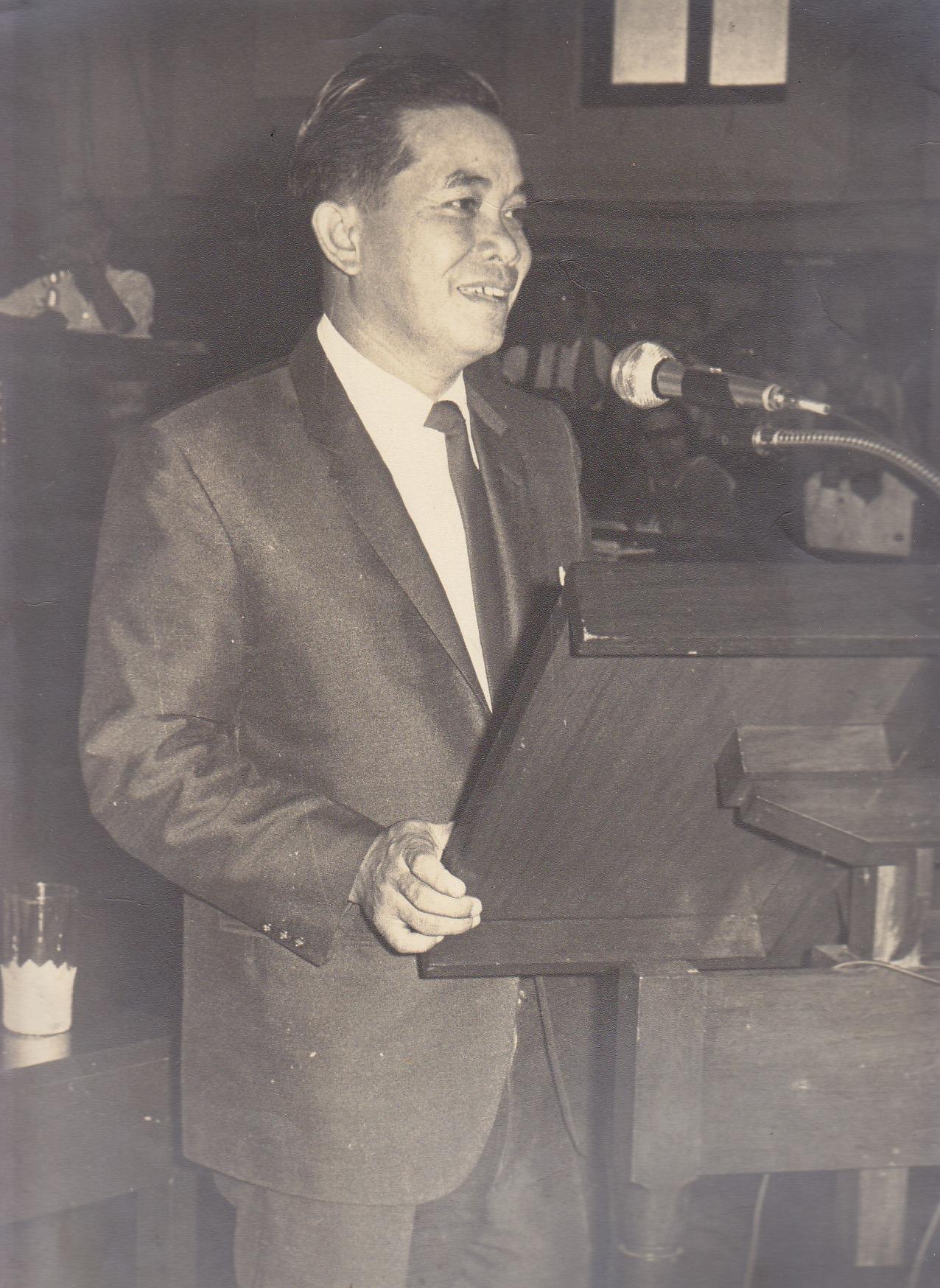 The late Jovito R. Salonga. (Photo: Malacañan Palace |Facebook)