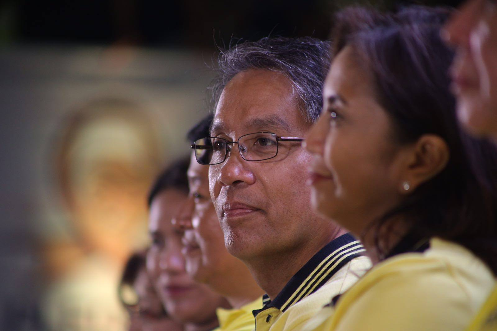 Presidential candidate Mar Roxas says that federalism is not the way to improving Mindanao. (Photo: Mar Roxas | Facebook)