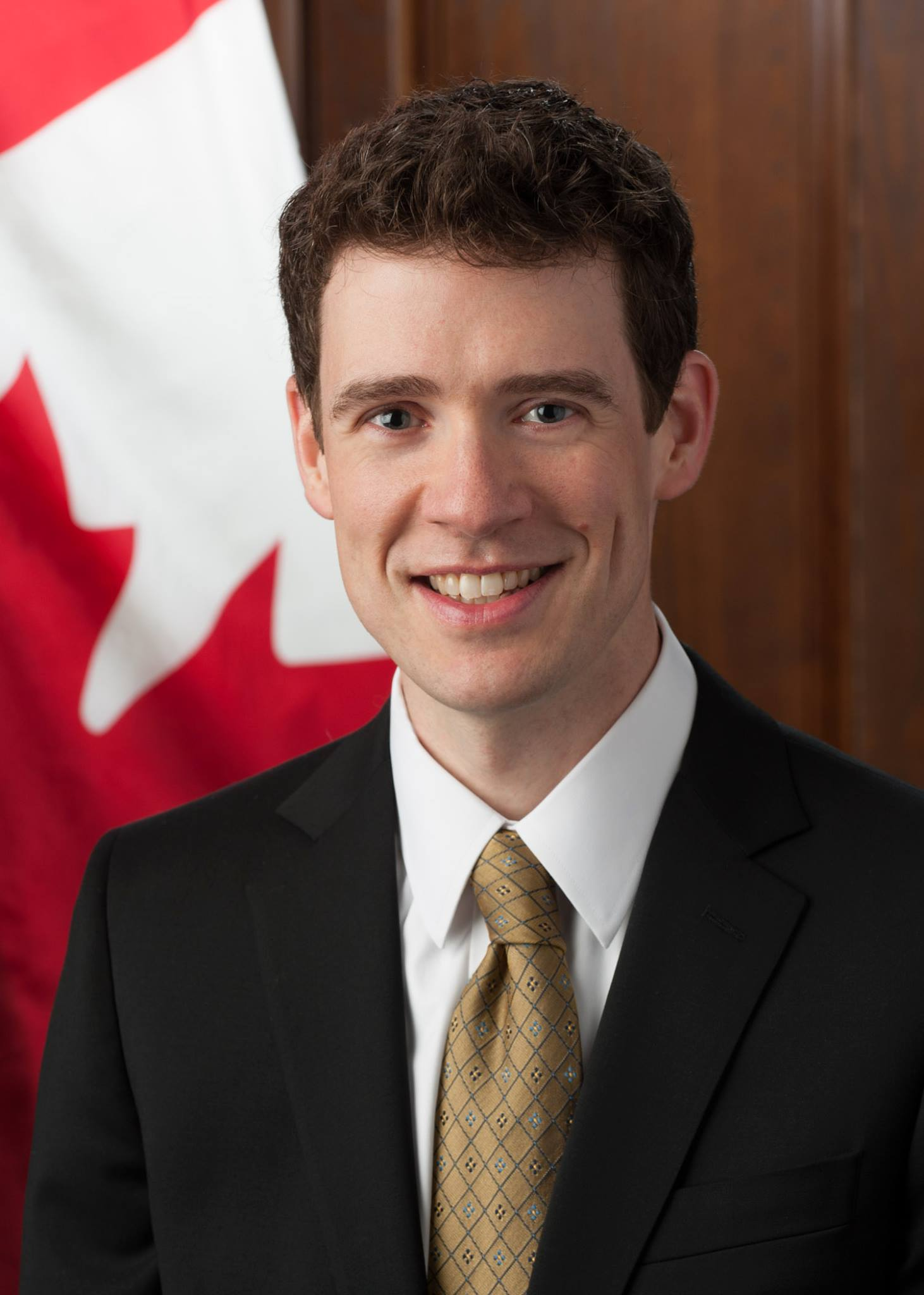 Religious freedoms ambassador, Andrew Bennett. (Photo: Canada's Office of Religious Freedom|Facebook)