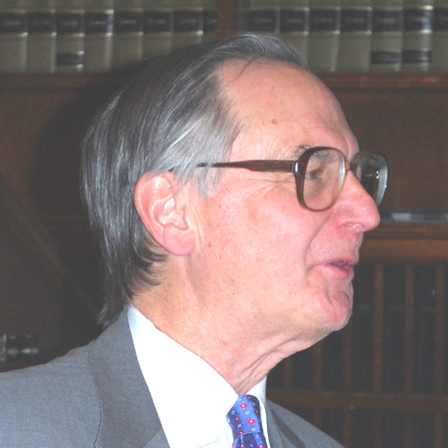 Former Supreme Court justice Ian Binnie (Photo by Guy Immega/Wikipedia)