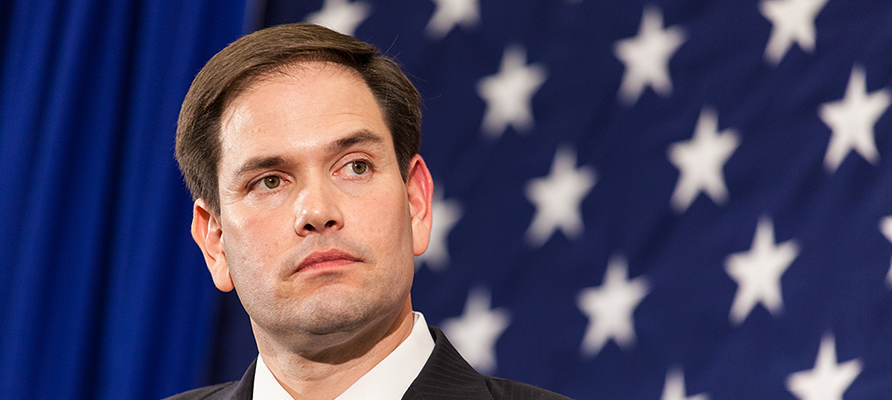 Republican presidential candidate Marco Rubio (Photo from Rubio's website)