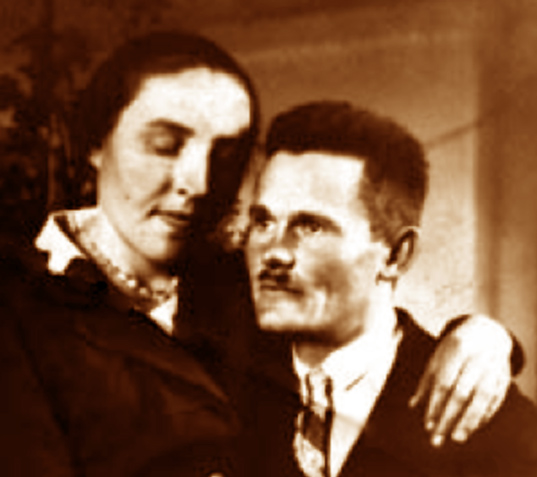 Józef and Wiktoria Ulma, Polish World War II heroes named Righteous among the Nations by Yad Vashem. (Wikipedia photo)