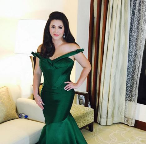 Kapuso actress Regine Velasquez-Alcasid (Instagram photo)