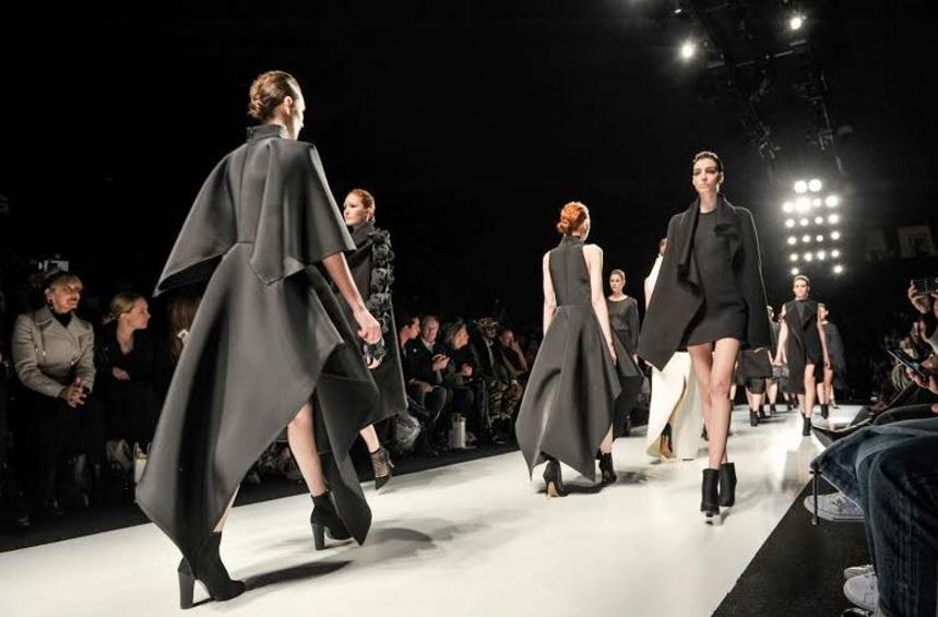 Toronto Fashion Week. (Photo: Canada/Twitter)
