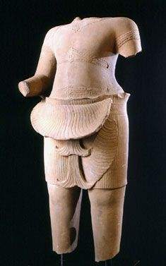 Torso of Rama. (Photo: Denver Art Museum)