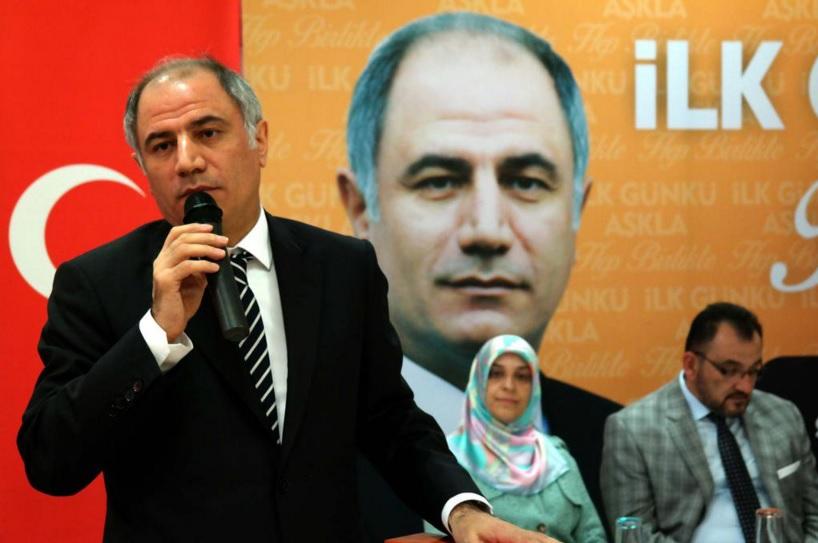 Turkish Interior Minister Efkan Âlâ. (Photo: Efkan Âlâ | Twitter)