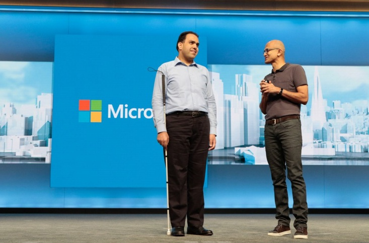 (Photo: Satya Nadella/Twitter)