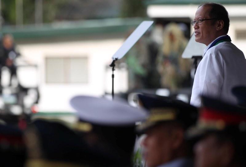 """President Benigno """"Noynoy"""" Aquino III  (Photo by Robert Viñas/Malacañang Photo Bureau)"""