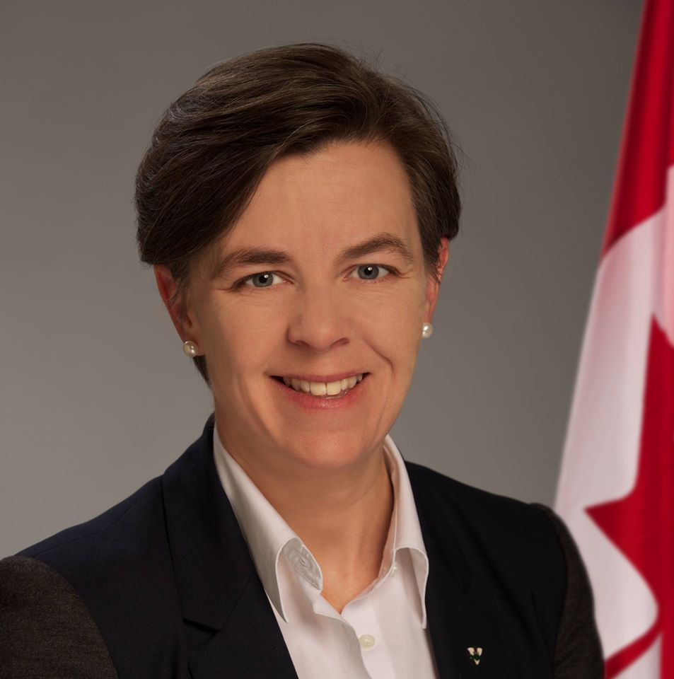 Ontario MP Kellie Leitch (Photo from Leitch's official Facebook page)
