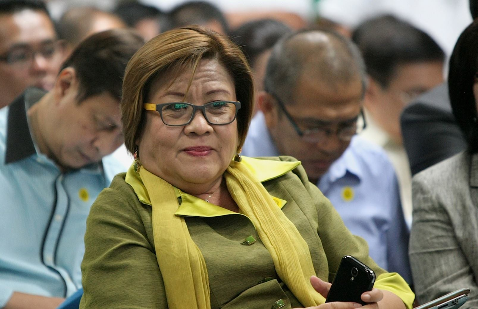 The Department of Justice (DoJ) on Friday filed three counts of illegal drugs charges before the Muntinlupa City Regional Trial Court (RTC) against Senator Leila De Lima and several others in connection to her alleged involvement in the illegal drugs trade inside the New Bilibid Prison (NBP) in Muntinlupa City. (Photo: Leila de Lima/Facebook)