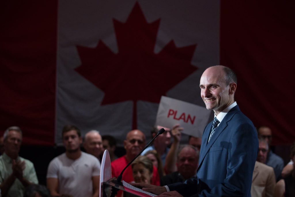 Families, Children and Social Development Minister Jean-Yves Duclos (Facebook photo)