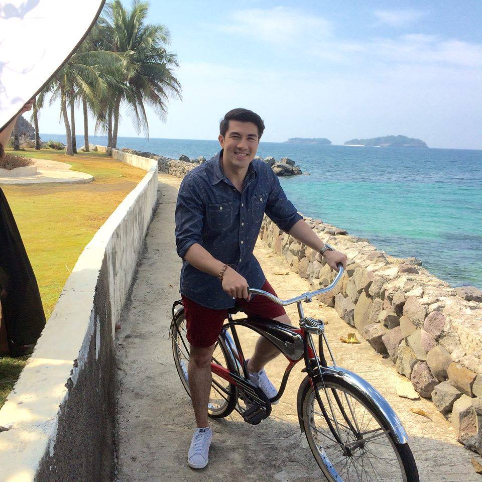"Kapamilya star Luis ""Lucky"" Manzano (Photo from Manzano's Facebook page)"