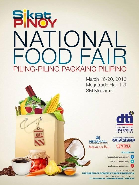 National Food Fair '16 promotional photo