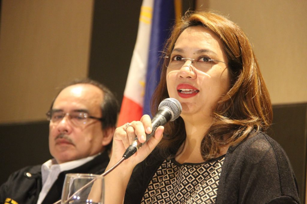Health Secretary Janette Garin explained that the installation of cancer treatment centers is part of the answer for the appeal of cancer patients who have difficulties in undergoing the treatment as therapy session requires them to travel to Metro Manila where cancer treatment centers have initially been made available. (Photo from DOH's official Facebook page)