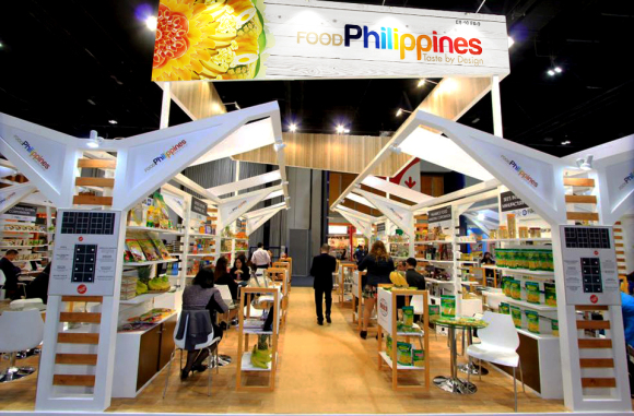 The FoodPhilippines pavilion showcased premium, healthy, and halal-certified food products.  (CITEM photo)