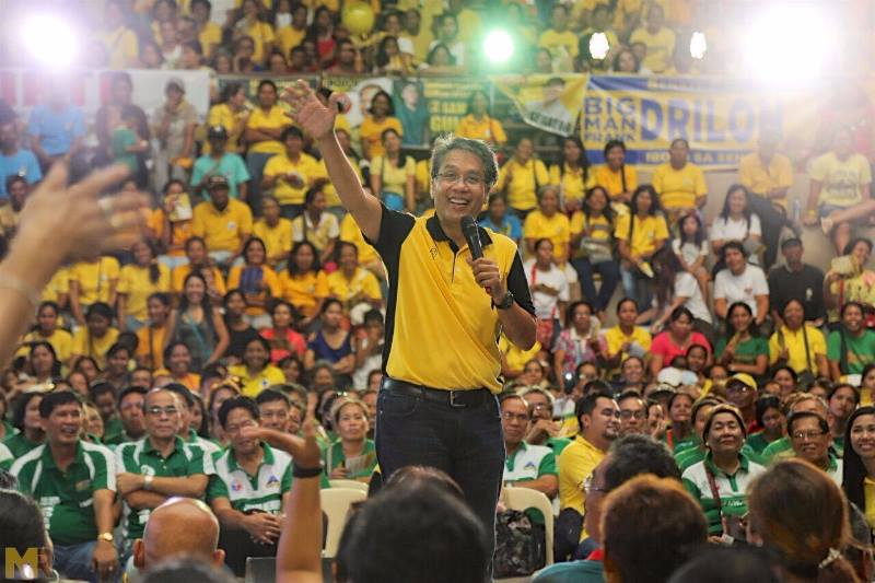 (Photo from Roxas' official Facebook page)