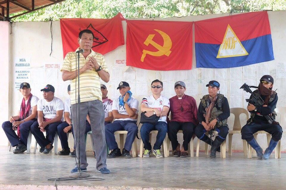 Mayor Rodrigo Duterte (Facebook photo)