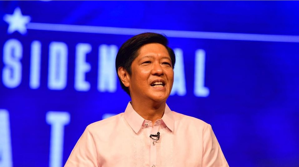 """I am willing to sign a waiver,"" Marcos said. (Photo: Bongbong Marcos/Facebook)"