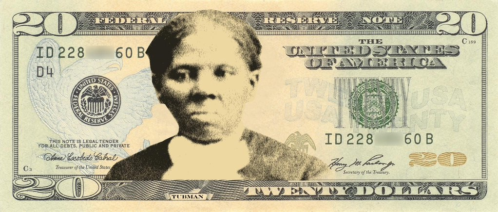 Harriet Tubman, an African-American abolitionist born into slavery, will be the new face on the $20 bill. (Photo: NAACP/Twitter)