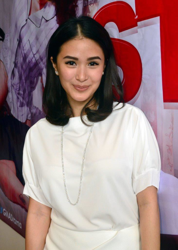 Heart Evangelista hints at a reconcilation with fellow Kapuso actress Marian Rivera. (Contributed photo)
