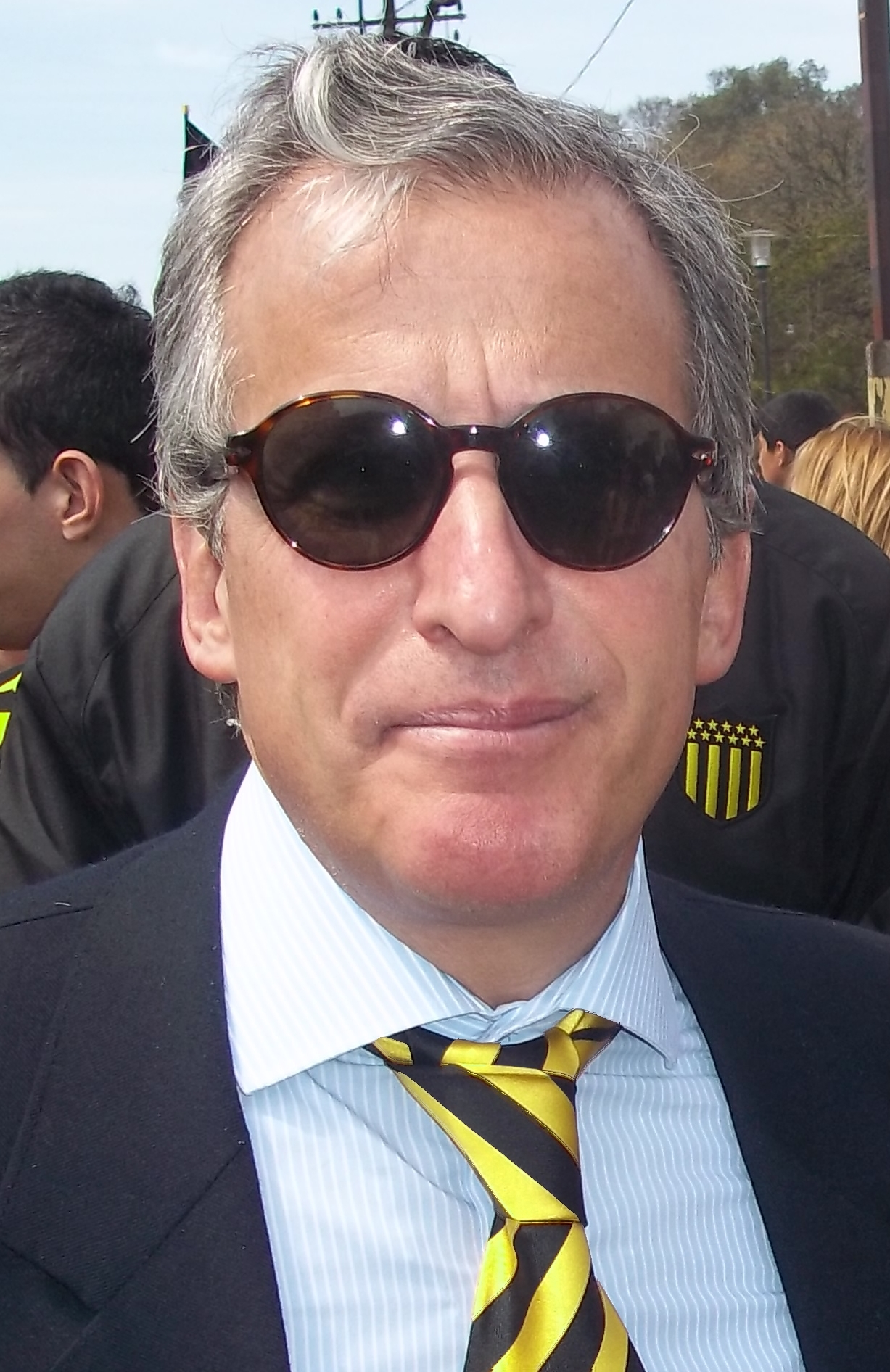 Damiani's (in photo) formal resignation from the FIFA court was confirmed in a statement from the judging chamber without giving details. (Photo: Andrea Mazza/Wikipedia)