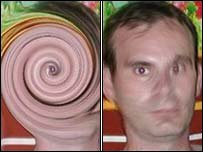Christopher Neil, known as Swirl Face. (Photo: Fair Use, Wikipedia)