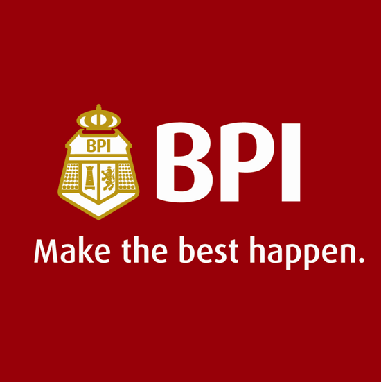 Bank of the Philippine Island (BPI) logo