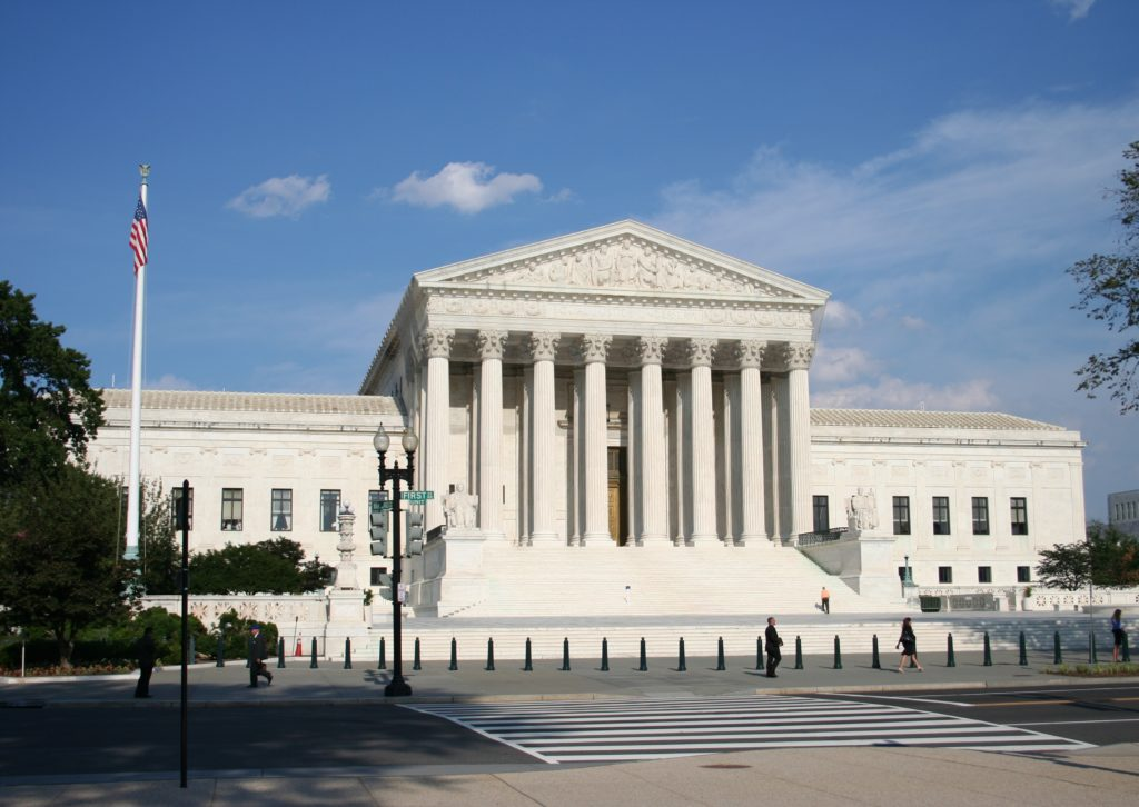 United States Supreme Court (Wikipedia photo)