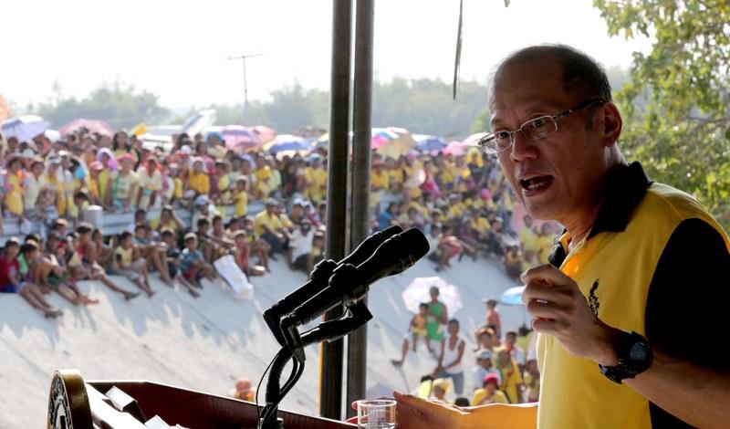 President Benigno S. Aquino III (Photo by Joseph Vidal/ Malacañang Photo Bureau)
