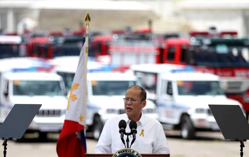 """President Benigno """"Noynoy"""" Aquino III (Photo by Benhur Arcayan/Malacañang Photo Bureau)"""
