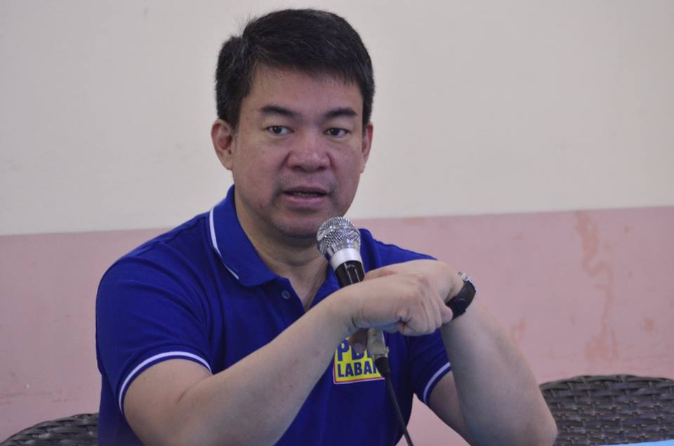 """""""We are reaching out to the other parties. We can start collaboration under the new administration."""" - Pimentel (Facebook photo)"""