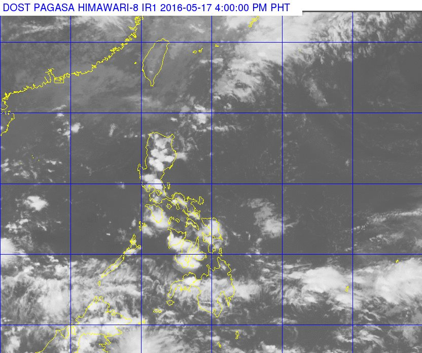 The expected onset of rainy season is on third week or fourth week of June to be declared by PAGASA. (Facebook photo)