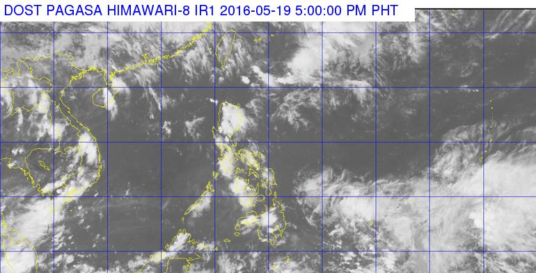 PAGASA said increased cloudiness and rains later in the day as well as the frequent presence of an Intertropical Convergence Zone (ITCZ) near Mindanao are minor indications of the coming rainy season. (Facebook photo)