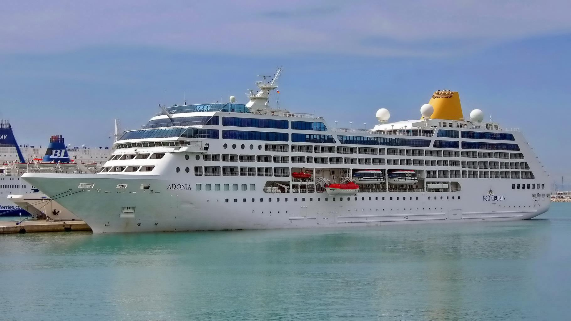 Carnival said the Adonia (in photo) will cruise every other week from Miami to Cuba. (Photo: Ivan T. - Own work, CC BY-SA 3.0.)