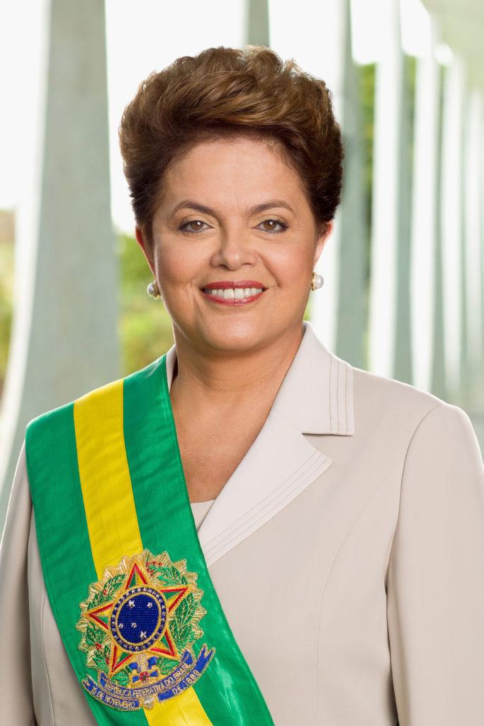 Official photo of Brazil President Dilma Rousseff.  (Photo: Roberto Stuckert Filho/Agência Brasil)