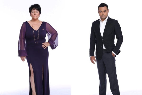 After Jaclyn Jose's win as Best Actress at the 69th Cannes International Film Festival, Sid Lucero, who plays Jaclyn's son in the Kapuso drama, has been hailed Best Actor at the 19th Los Angeles Comedy Festival.  (Contributed photos)