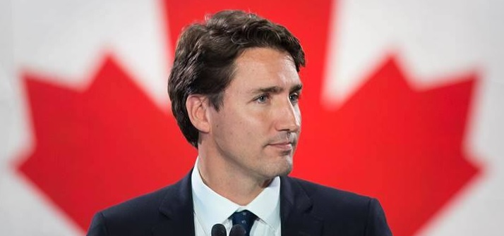 Justin Trudeau plans cabinet shuffle involving up to a third of the positions (Photo: Justin Trudeau/Facebook)