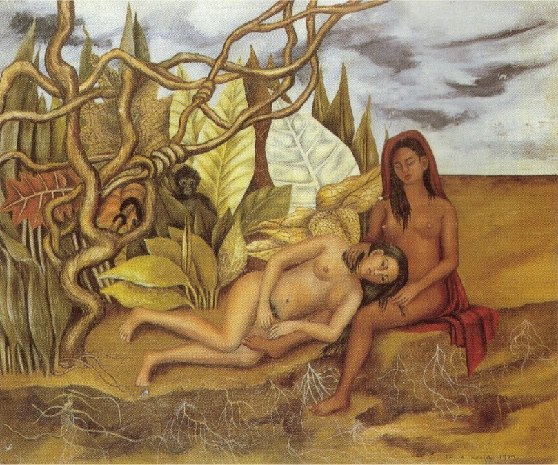 "Kahlo's ""Two Nudes in the Forest (The Land Itself)"" is poised to exceed the current auction record for the Mexican artist of $5.6 million."