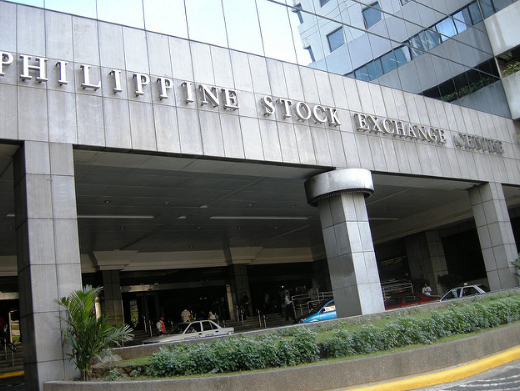The Philippine Stock Exchange Center in Ortigas (Photo: Flickr/_ACON_)