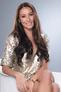 Kapuso star Solenn Heussaff is set to marry her long-time boyfriend, Nico Bolzico, an Argentinian businessman, in a rustic-themed ceremony in France. (Contributed photo)